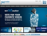 "We Are Water Foundation selects ""plastic seduction"""